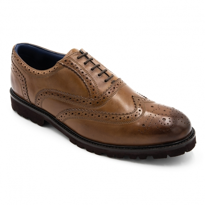 Padders STAMFORD Mens Leather Wide (G