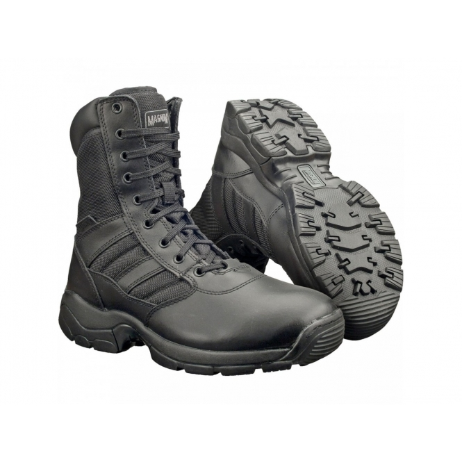 Magnum PANTHER 8.0 Mens SB SRA Steel Toe Safety Boots Black