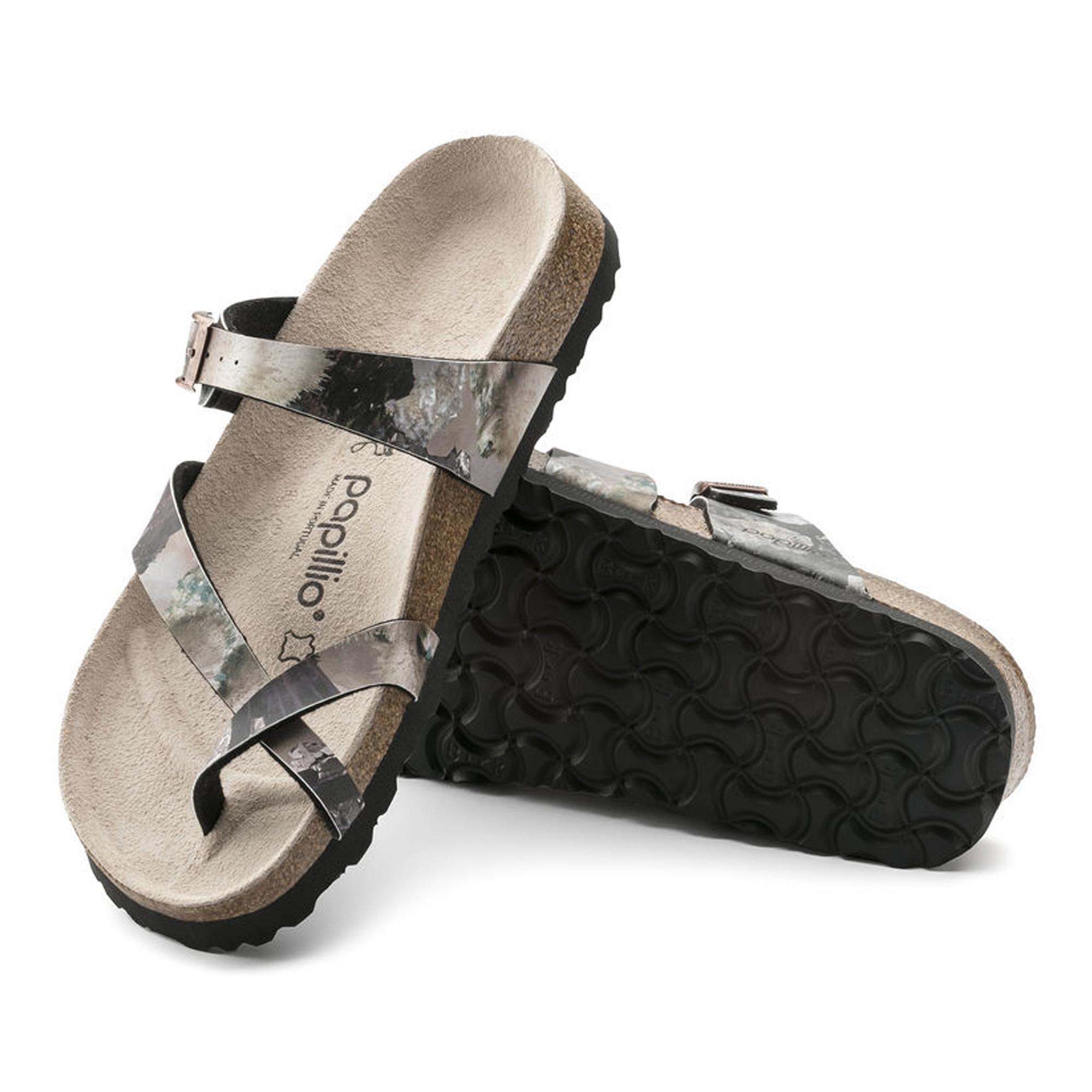 8e7b99be4ac9 Papillio TABORA 1009078 Ladies Cross Strap Sandals Crystal Lilac ...