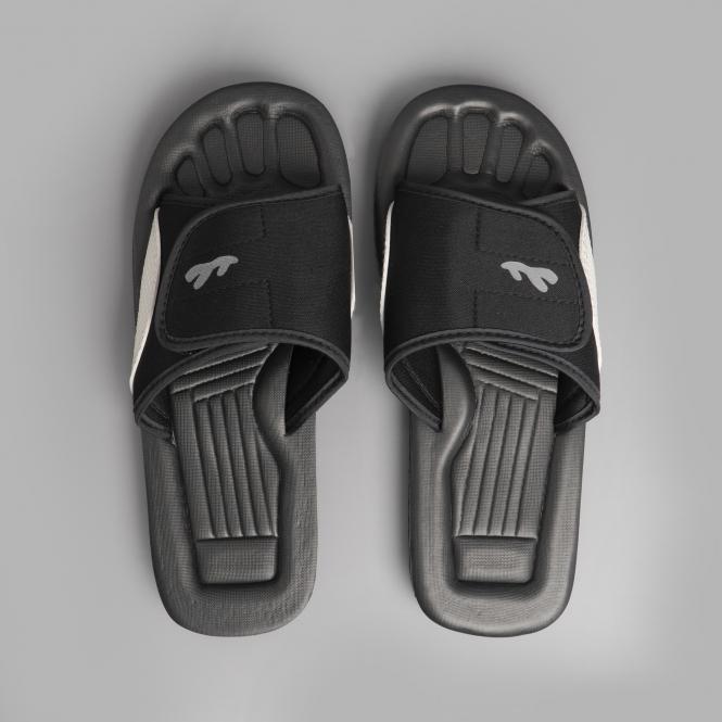 99bf3a97aa62 PDQ Velcro Flip Flops
