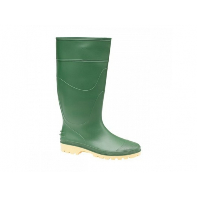 Dikamar PRICEBUSTER Mens Wellington Boots Green