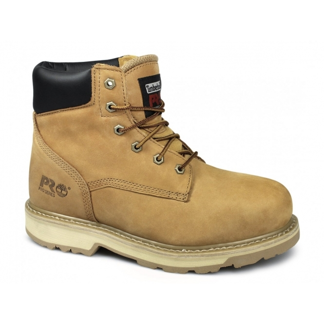 Timberland PRO TRADITIONAL Mens Non-Metal Safety Boots Wheat