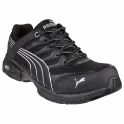 FUSE MOTION 642580 Mens S1 HRO SRA Safety Trainers Black