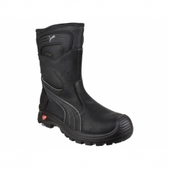 RIGGER 630440 Mens Safety Boot Black
