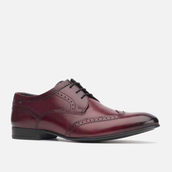 Base London Purcell Leather Brogue Shoes