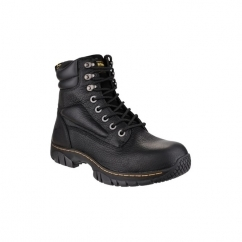 PURLIN ST Mens S3 HRO SRC Safety Boots Black