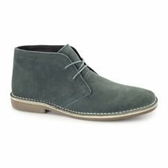 GOBI II Mens Suede Leather Desert Boots Teal