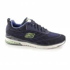 RELAXED FIT: AIR INFINITY-BELDEN Mens Sports Trainers Navy