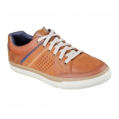 RELAXED FIT: DIAMONDBACK-RENDOL Mens Trainers Luggage Orange