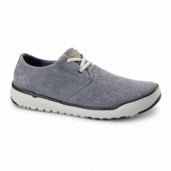 RELAXED FIT: OLDIS-STOUND Mens Casual Shoes Blue