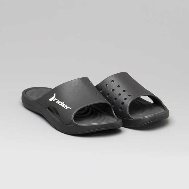 d232018877c7 Rider BAY SLIDE 21 Mens Slide Sandals Black