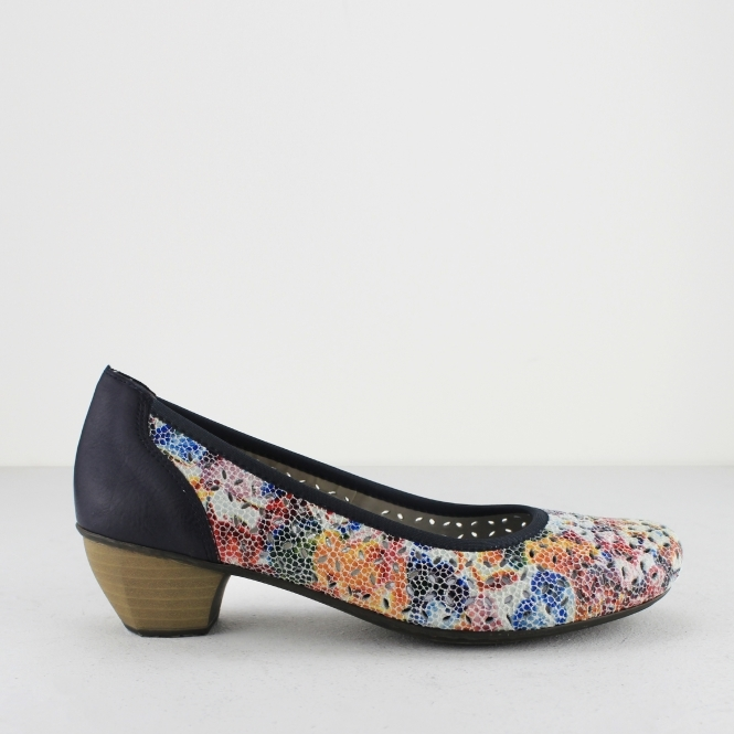 floral court shoes uk