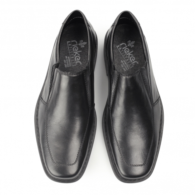 Rieker B0875 Mens Leather Extra Wide