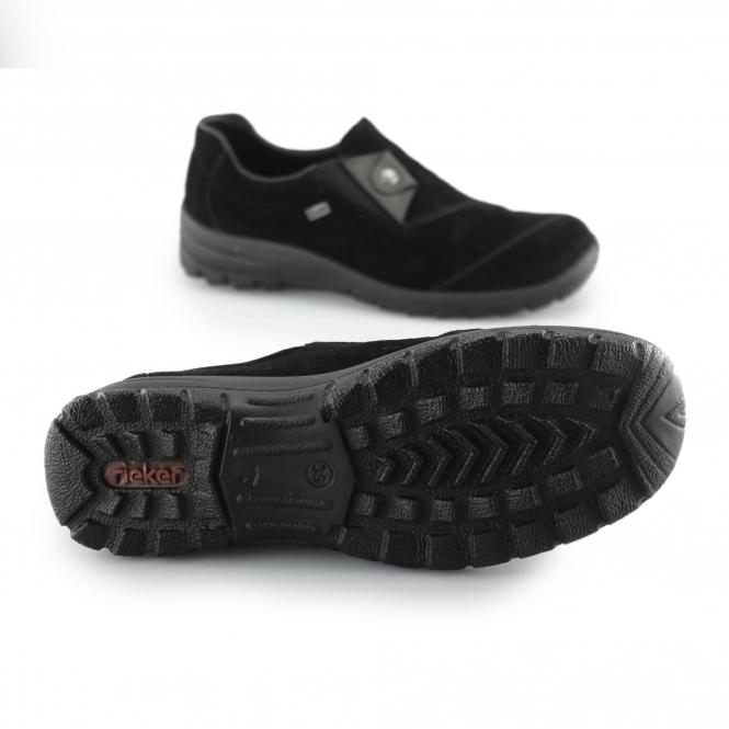 Rieker L7173 00, Damen Slipper: Rieker: : Schuhe