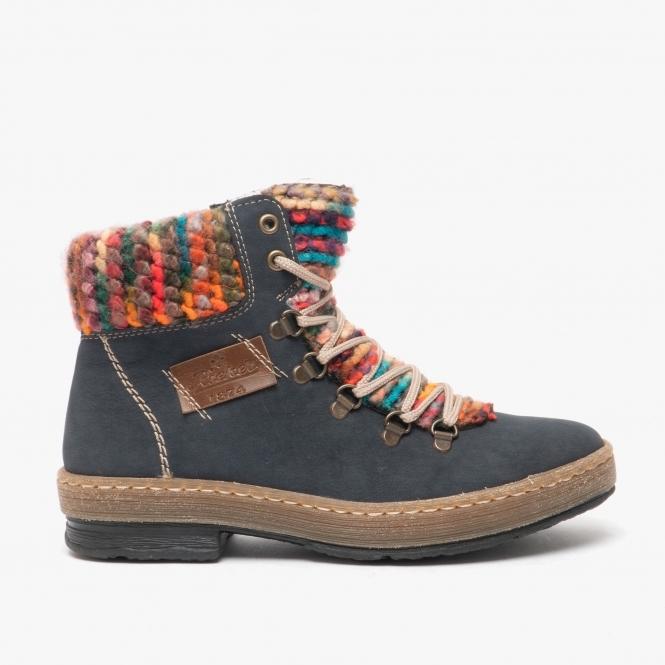 Rieker Z6743-15 Ladies Casual Ankle