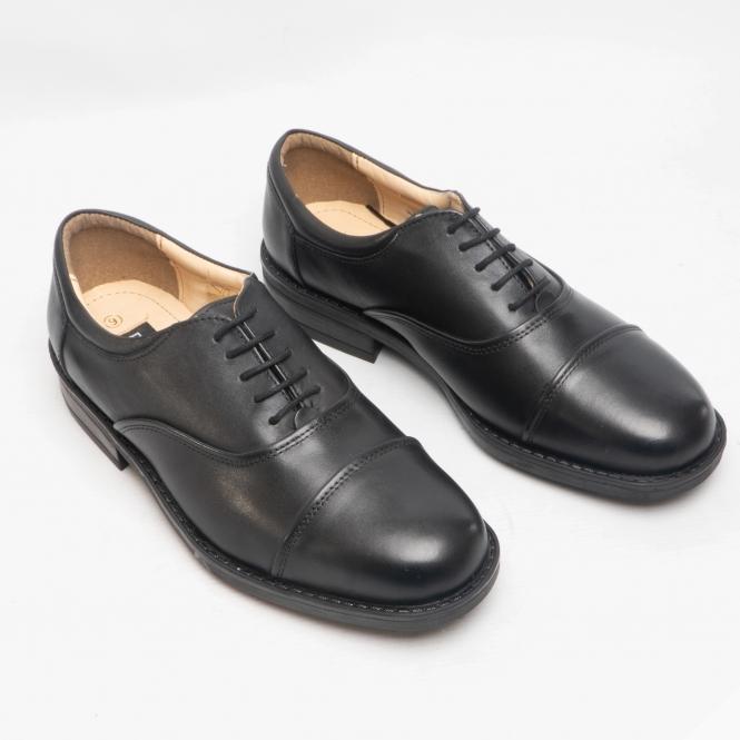 mens suit shoes black