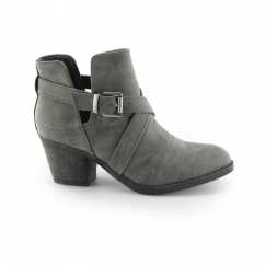 Rocket Dog SASHA Ladies Ankle Boots Grey