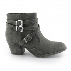 Rocket Dog SEON Ankle Boots Charcoal
