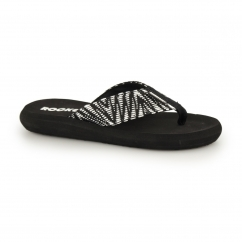 Rocket Dog SPOTLIGHT - ZEST Ladies Flip Flops Black