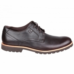 LEDGE HILL PLAIN TOE Mens Leather Shoes Brown