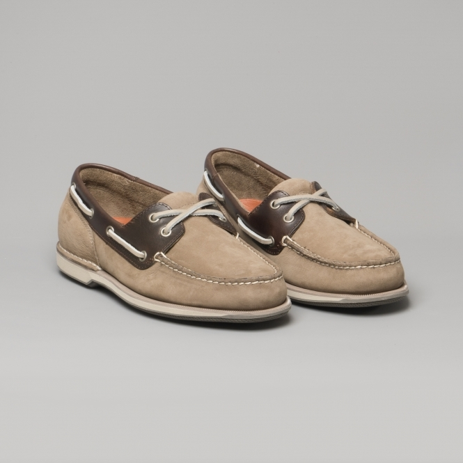 Rockport PERTH Mens Leather Summer Boat