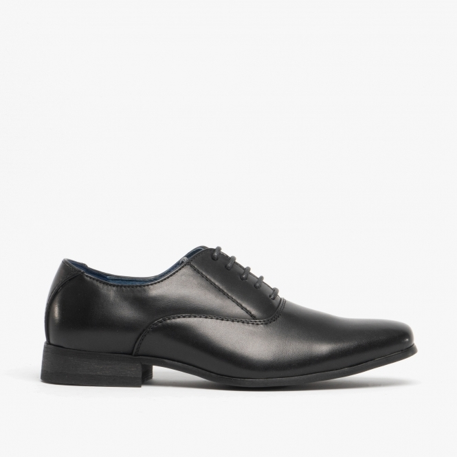 Route 21 OSWALD Boys Leather Lined