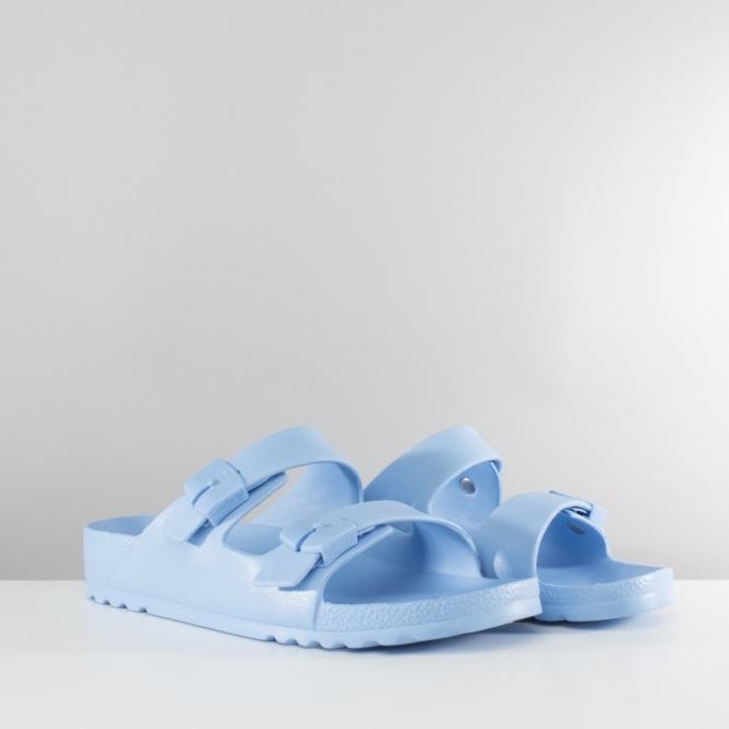 Blue Bahia Sandals Light Buckle Ladies WEHIY2D9