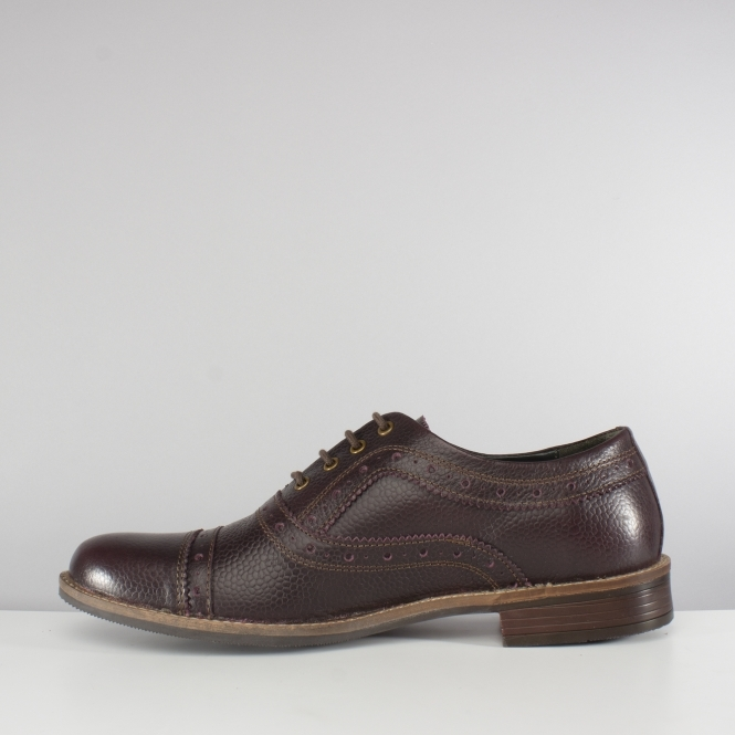 98221d4dffe45 Silver Street London ALBANY Mens Leather Shoes Oxblood | Buy At Shuperb