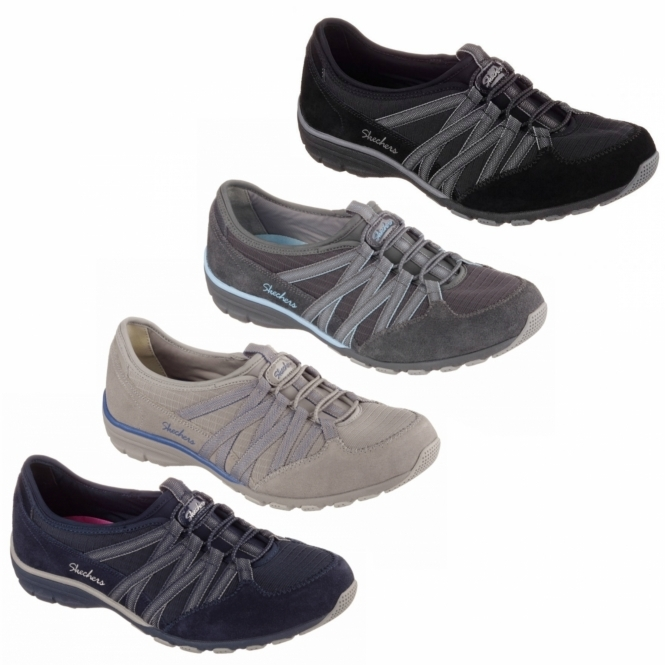 Skechers Grey 'Conversations Holding