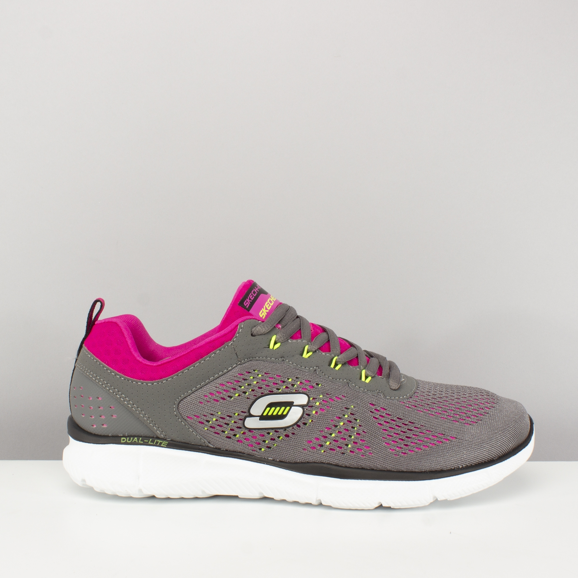 pink lace skechers