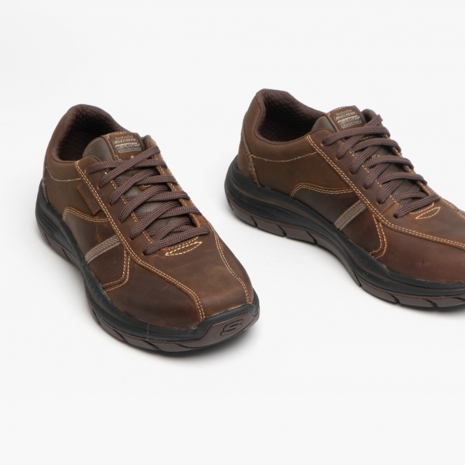 brown skechers shoes