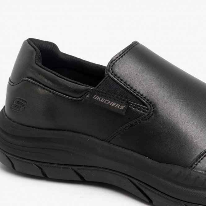 leather skechers shoes