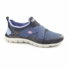 FLEX APPEAL 2.0 - NEW IMAGE Ladies Sports Trainers Navy