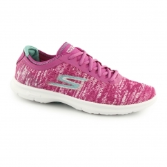 GO STEP Ladies Sports Trainers Pink