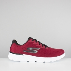Skechers GO WALK 400 GENERATE Mens Trainers Red