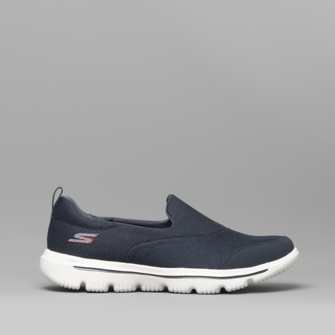 Skechers® Navy Go Walk Evolution Ultra Reach Shoe