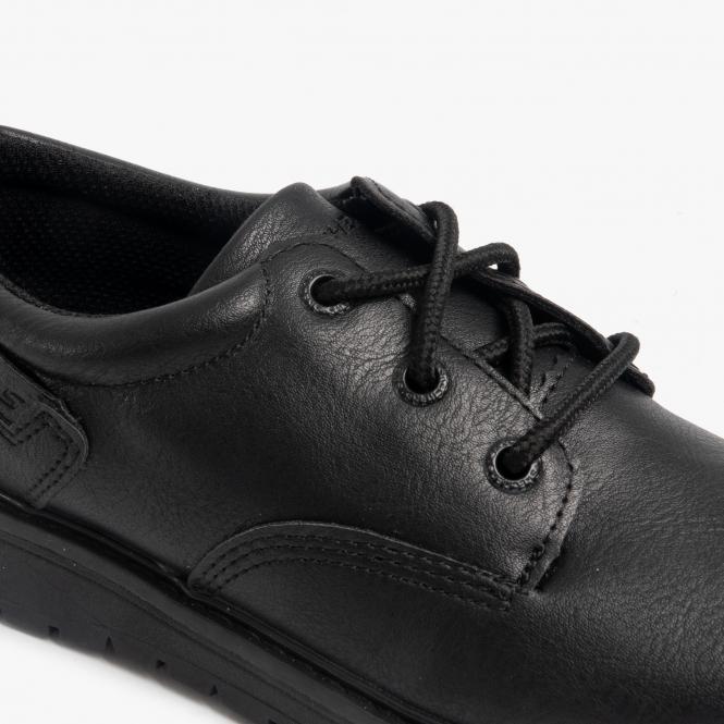 skechers boys black shoes off 65% - www