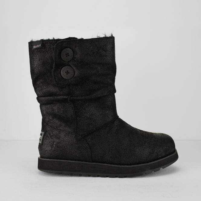 Skechers Keepsakes - Leathere Gris 8DLKCsiT