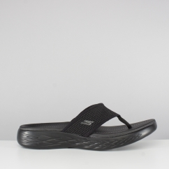 ON-THE-GO 600 Mens Flip Flops Black