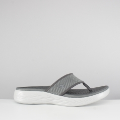 ON-THE-GO 600 Mens Flip Flops Charcoal