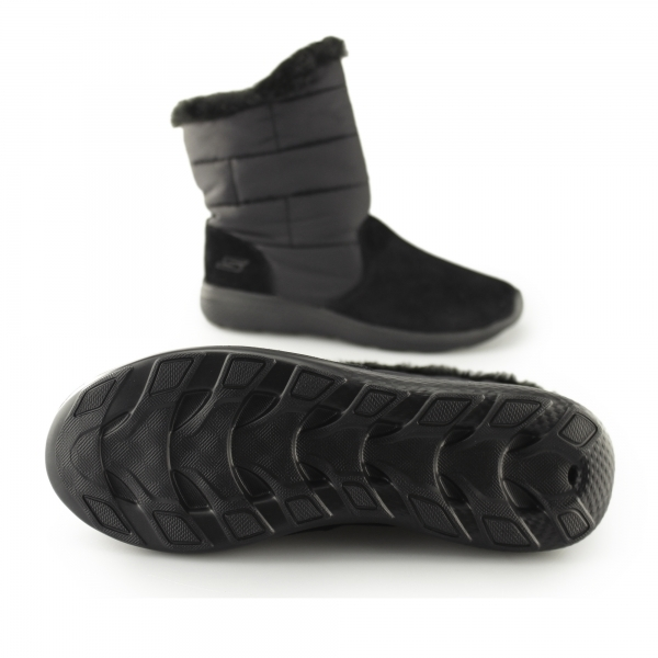 footwear shop for first look ON-THE-GO CITY 2 PUFF Ladies Winter Boots Black