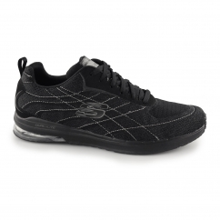 Skechers RELAXED FIT: AIR INFINITY-BELDEN Mens Sports Trainers Black