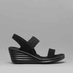 873b774e3fe984 Skechers RUMBLER WAVE DRAMA DIVA Black