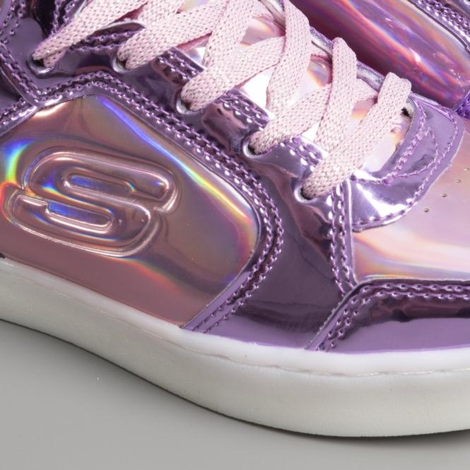 light pink skechers