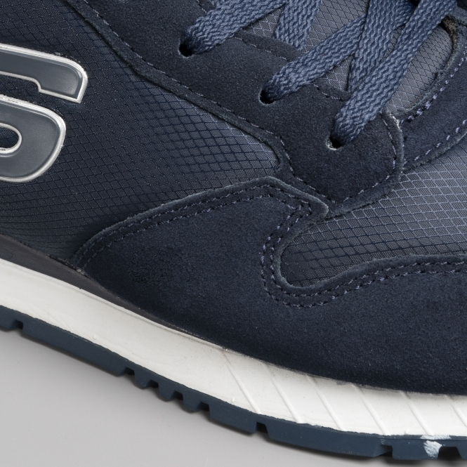 SUNLITE Mens Trainers Navy
