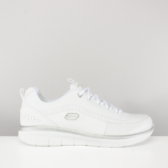 Synergy 2.0 Ladies Trainers White/Silver