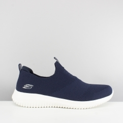 ULTRA FLEX FIRST TAKE Ladies Slip On Trainers Navy