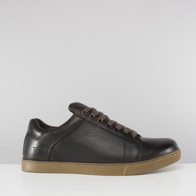 electrodo Ganar Grande  65323/BLK or TAN SKECHERS Volden Fandom Mens Sneaker Oxfords Clothing,  Shoes & Accessories Men's Shoes
