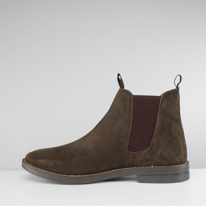 Chelsea Boots In Brown Suede - Brown Silver Street London VaZaqAG