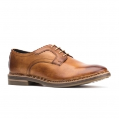 Base London SPENCER Mens Leather Shoes Tan